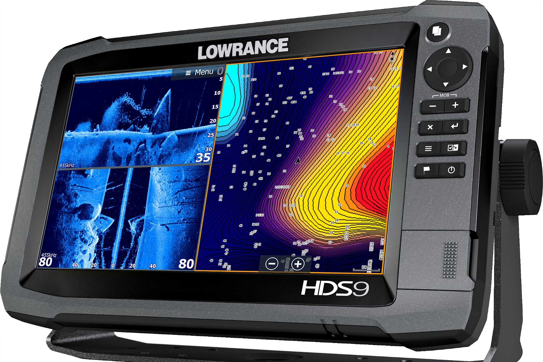 product shot for Lowrance system update