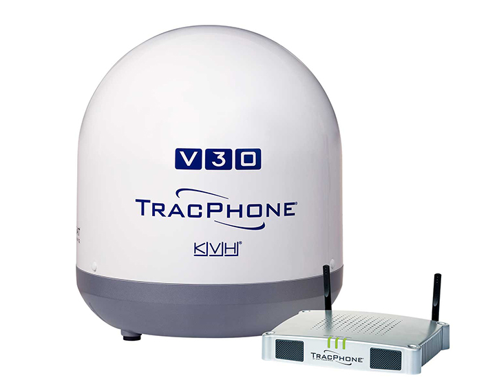 product shot for TracPhone V30