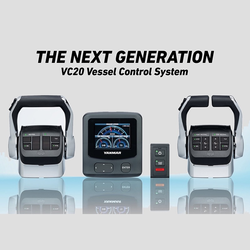Promotional campaign for the YANMAR VC20