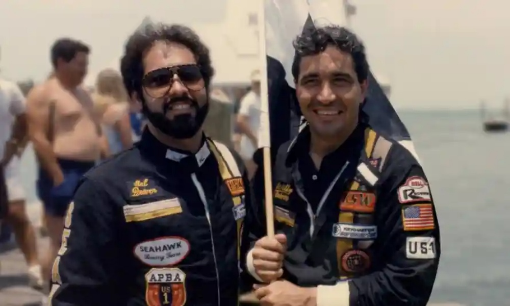 Augusto Falcon and Salvador Magluta, known as Willy Falcon and Sal Magluta on the US offshore racing circuit