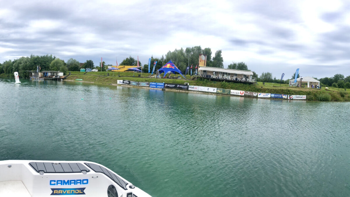 open water at the WWS Austria 2021